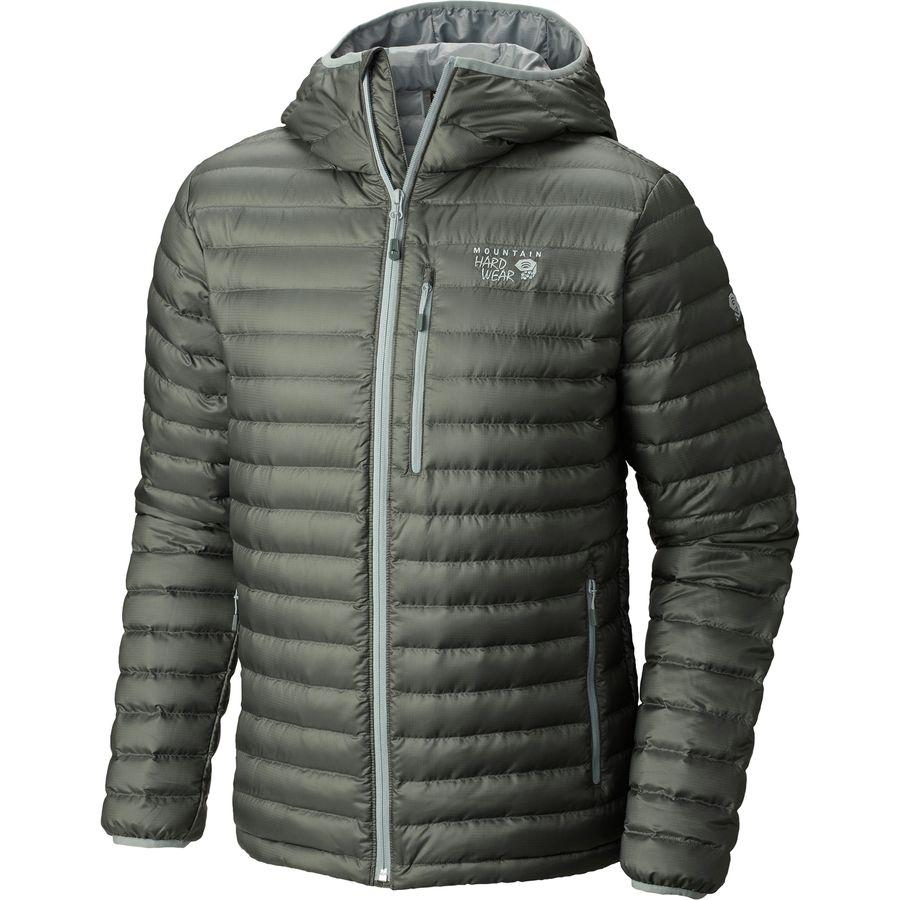 Mountain Hardwear Nitrous Hooded Down Jacket - Men's | Backcountry.com