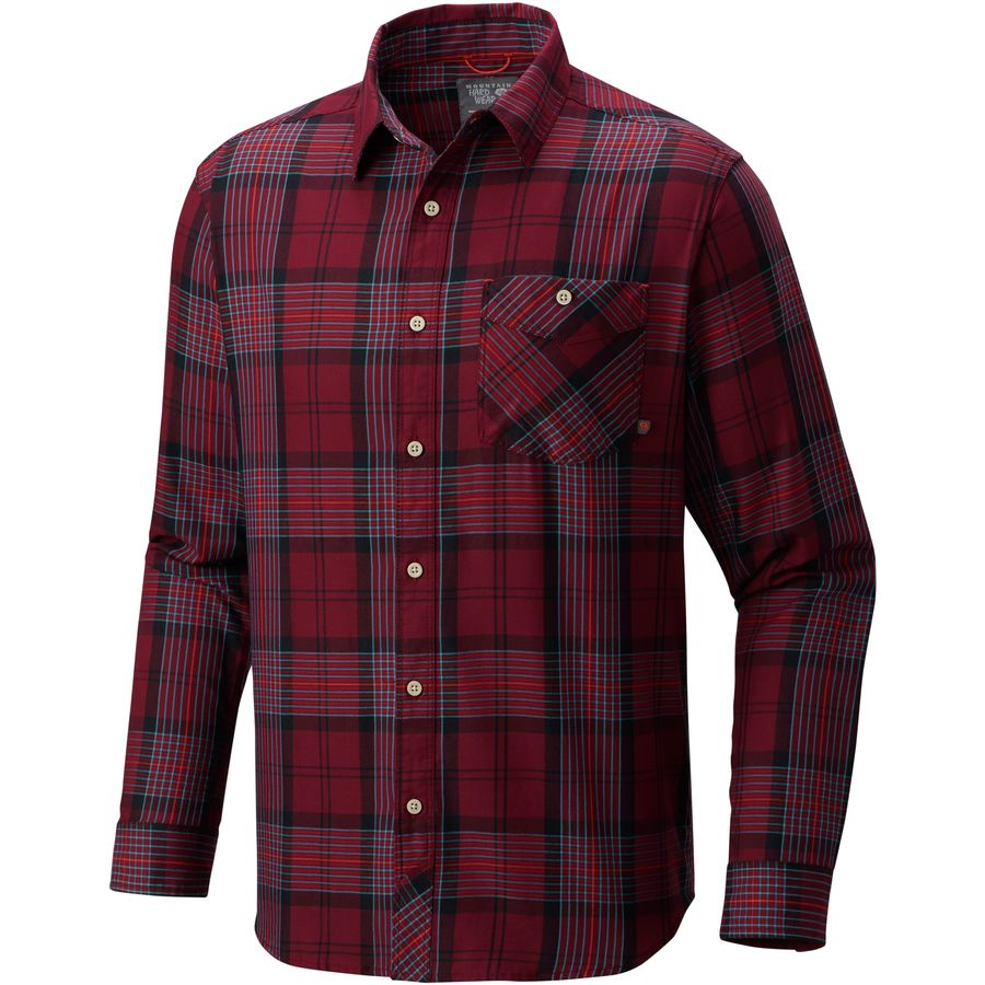 Mountain Hardwear Franklin Shirt - Mens