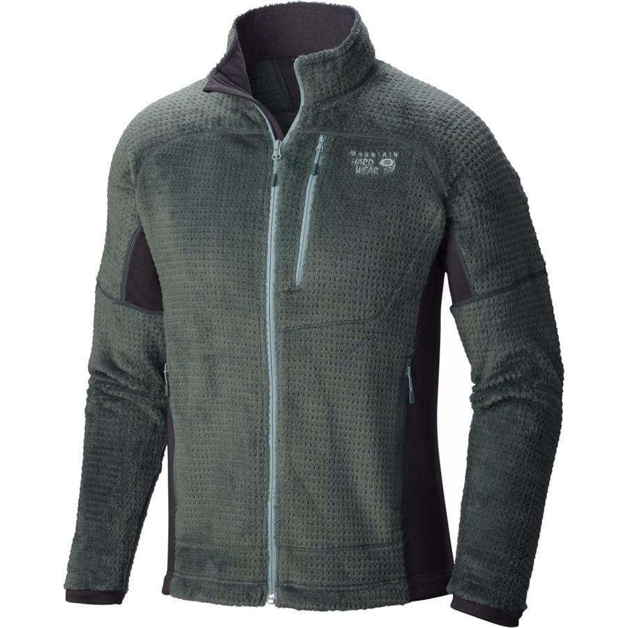 mountain hardwear monkey man grid ii fleece jacket