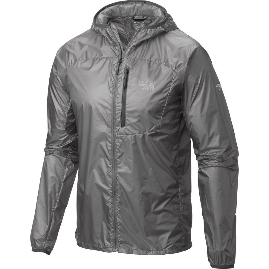 Mountain Hardwear Ghost Lite Hooded Jacket - Men's | Backcountry.com