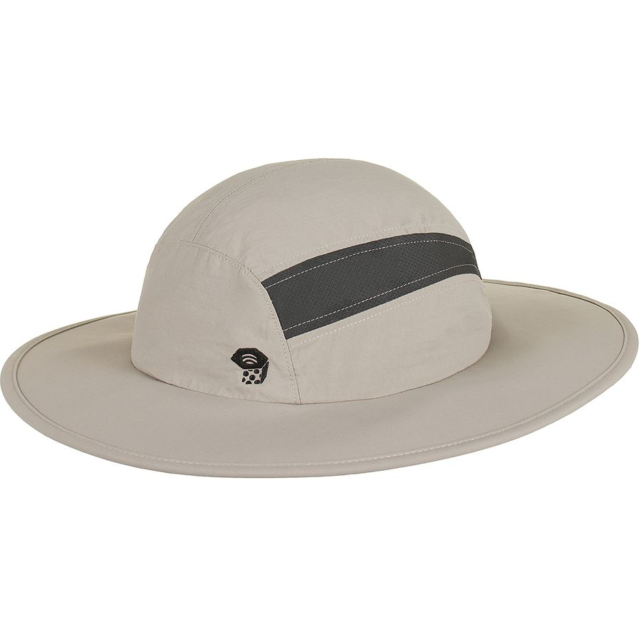 Mountain Hardwear - Canyon Wide Brim Hat - Women s - Badlands 26ecfbe1da6