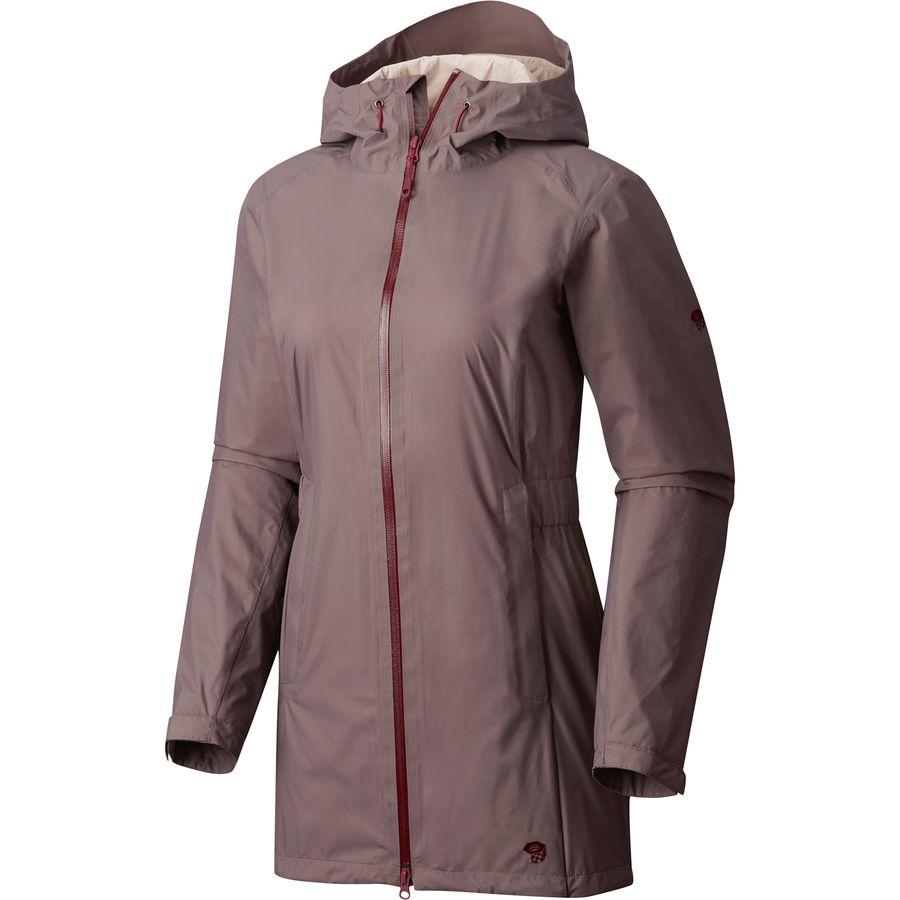 Mountain Hardwear Finder Parka - Womens