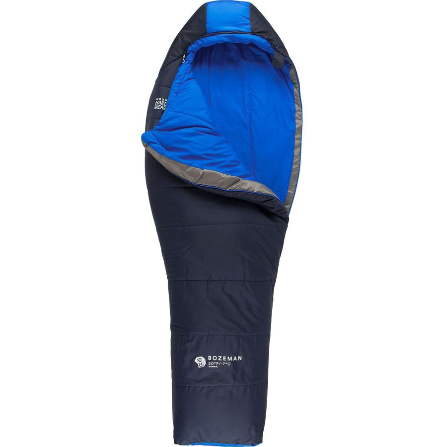 first rate a4681 64a45 Mountain Hardwear Bozeman Flame Sleeping Bag: 20 Degree Synthetic