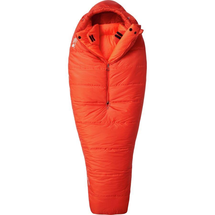 Mountain Hardwear Hyperlamina Torch Sleeping Bag 0 Degree Synthetic Flame