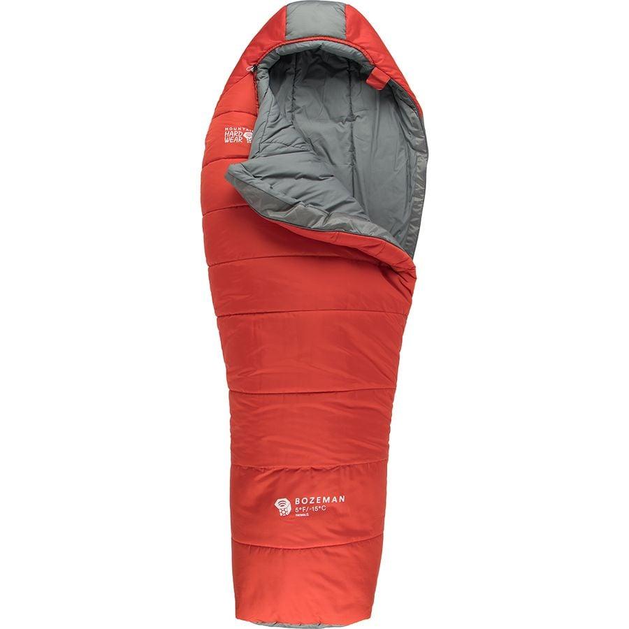 Mountain Hardwear Bozeman Torch Sleeping Bag 0 Degree Synthetic Flame