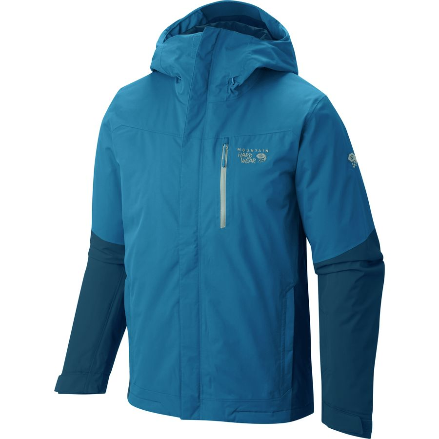 Mountain Hardwear Dragons Back Insulated Jacket - Mens