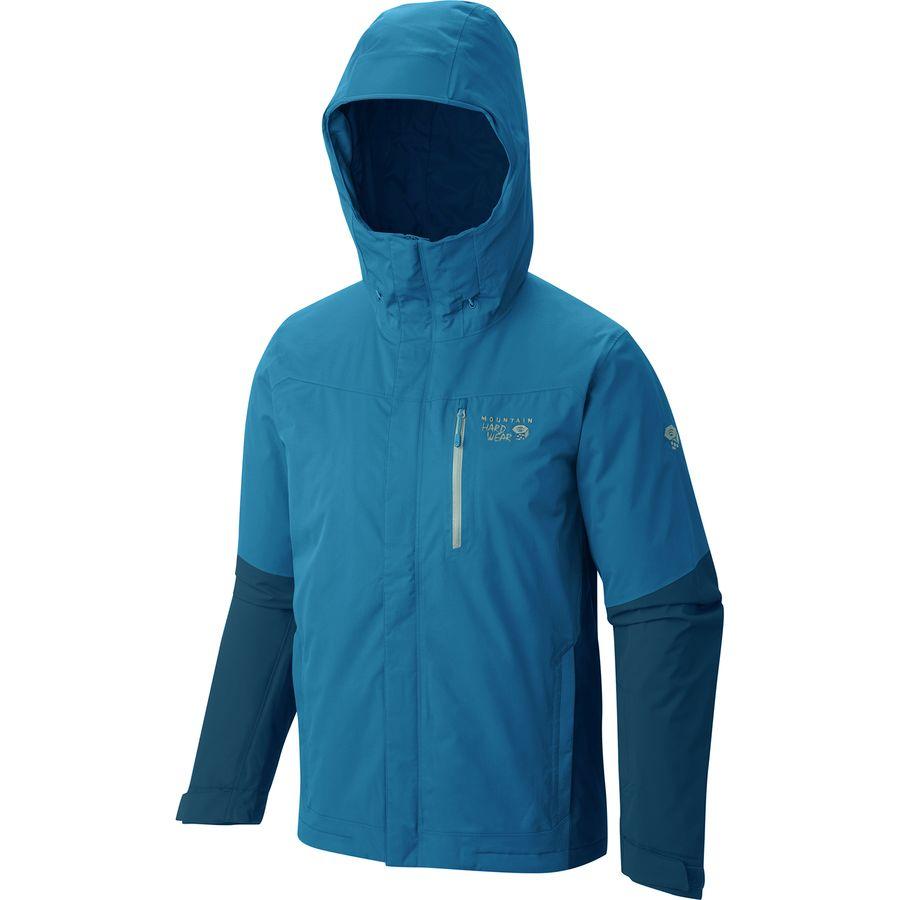 Mountain Hardwear Dragon S Back Insulated Jacket Men S