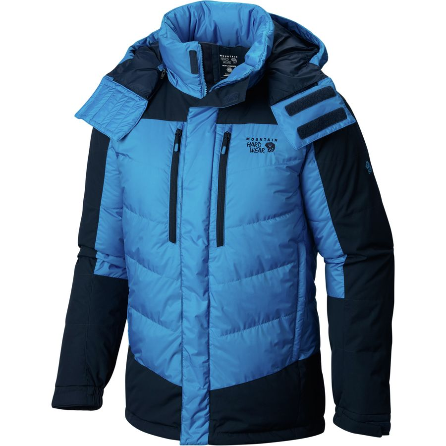 Mountain Hardwear Glacier Guide Down Parka - Mens