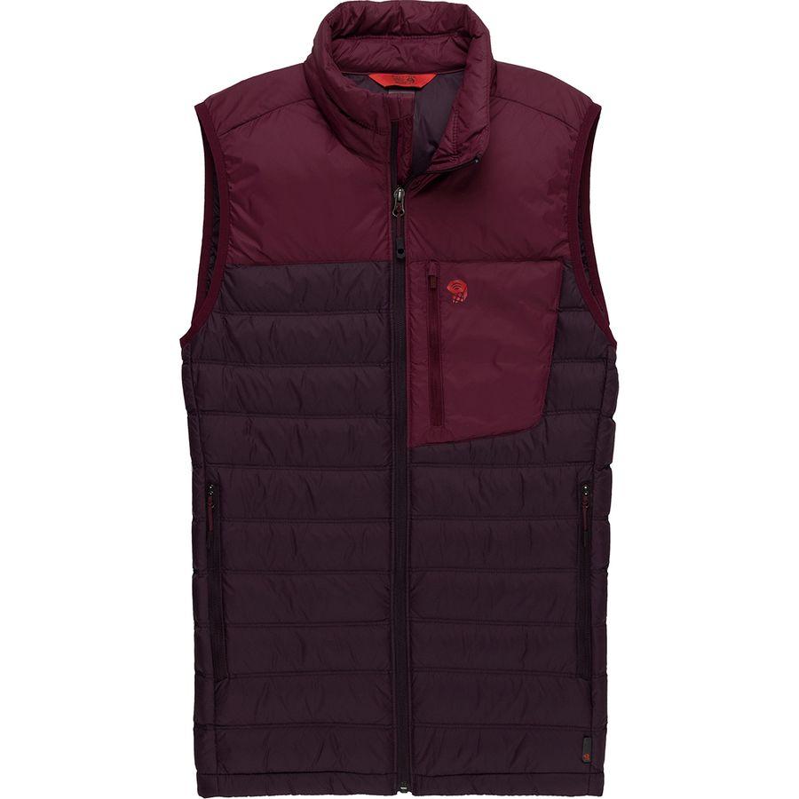 Mountain Hardwear Dynotherm Down Vest - Mens