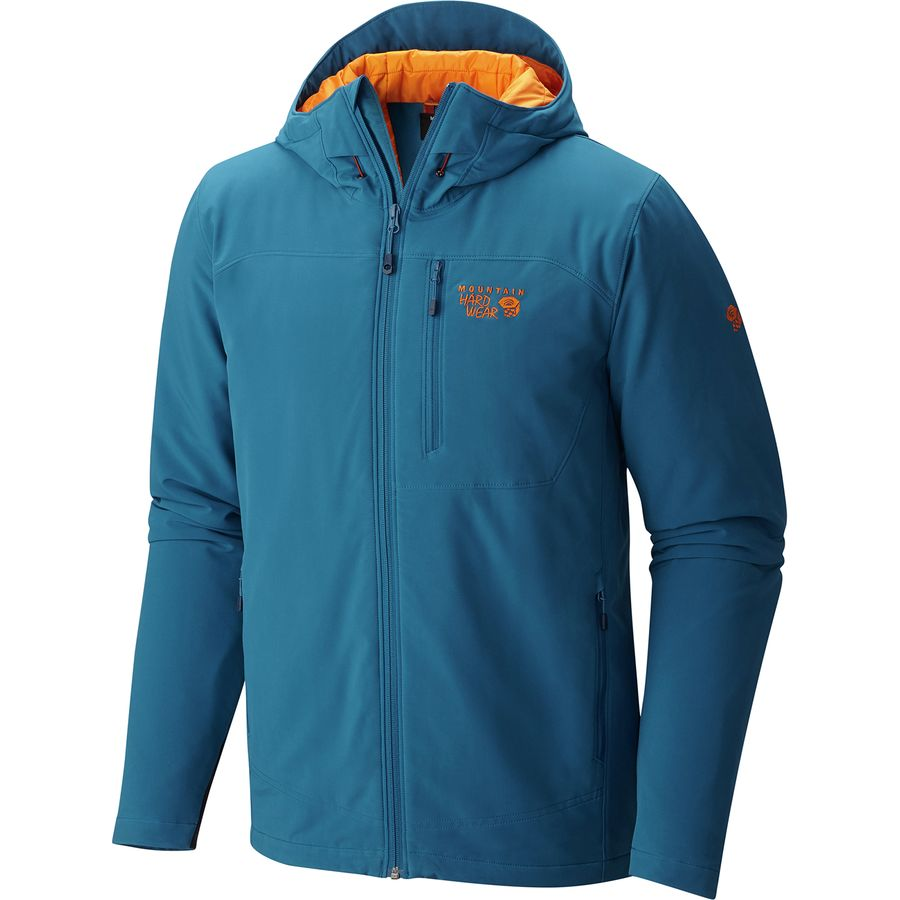 Mountain Hardwear Superconductor Hooded Insulated Jacket - Mens