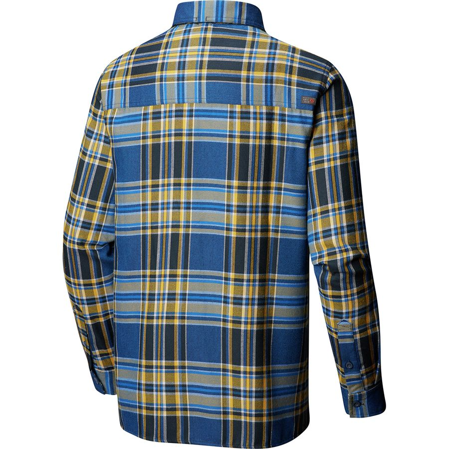 b2c0f37f54bfc4 Mountain Hardwear Trekkin Flannel Shirt - Men's | Backcountry.com