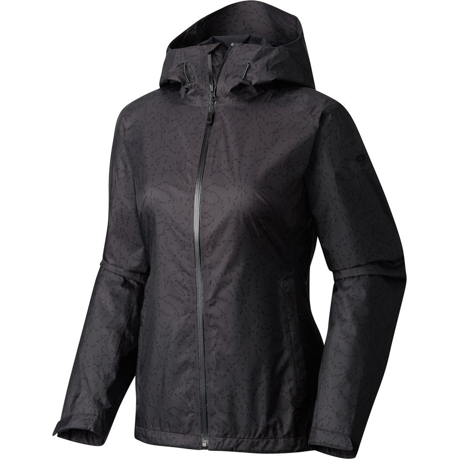 Mountain Hardwear Finder Printed Jacket - Womens