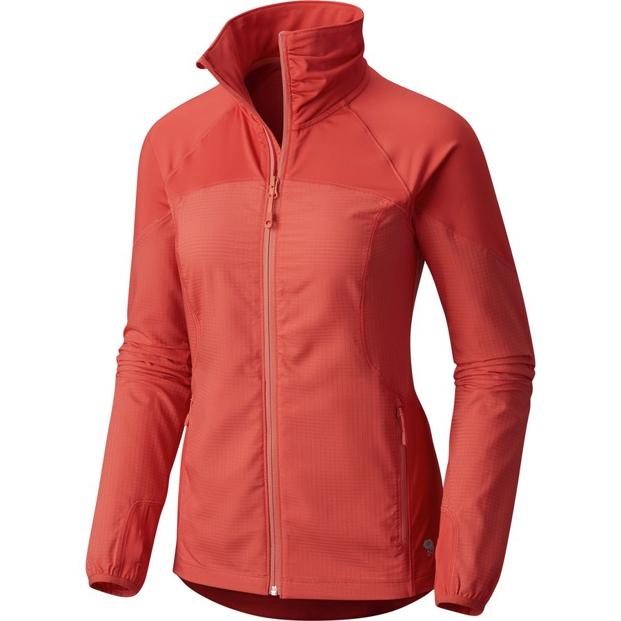 Mountain Hardwear Mistrala Jacket - Womens