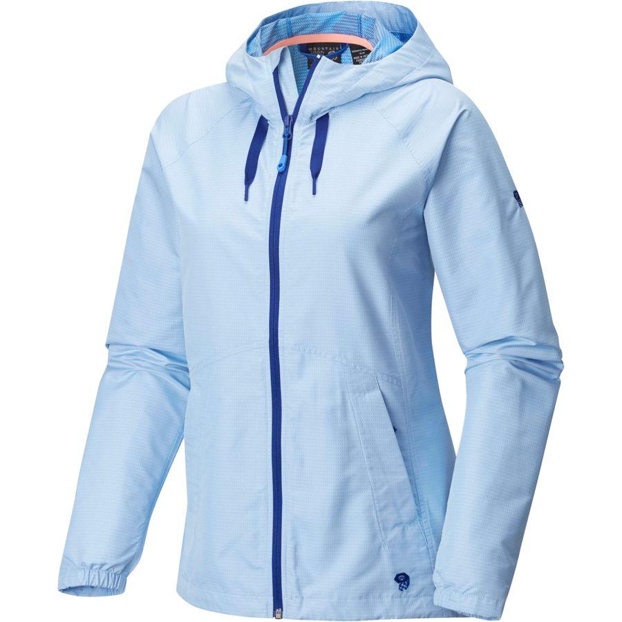 Mountain Hardwear Wind Activa Jacket - Womens
