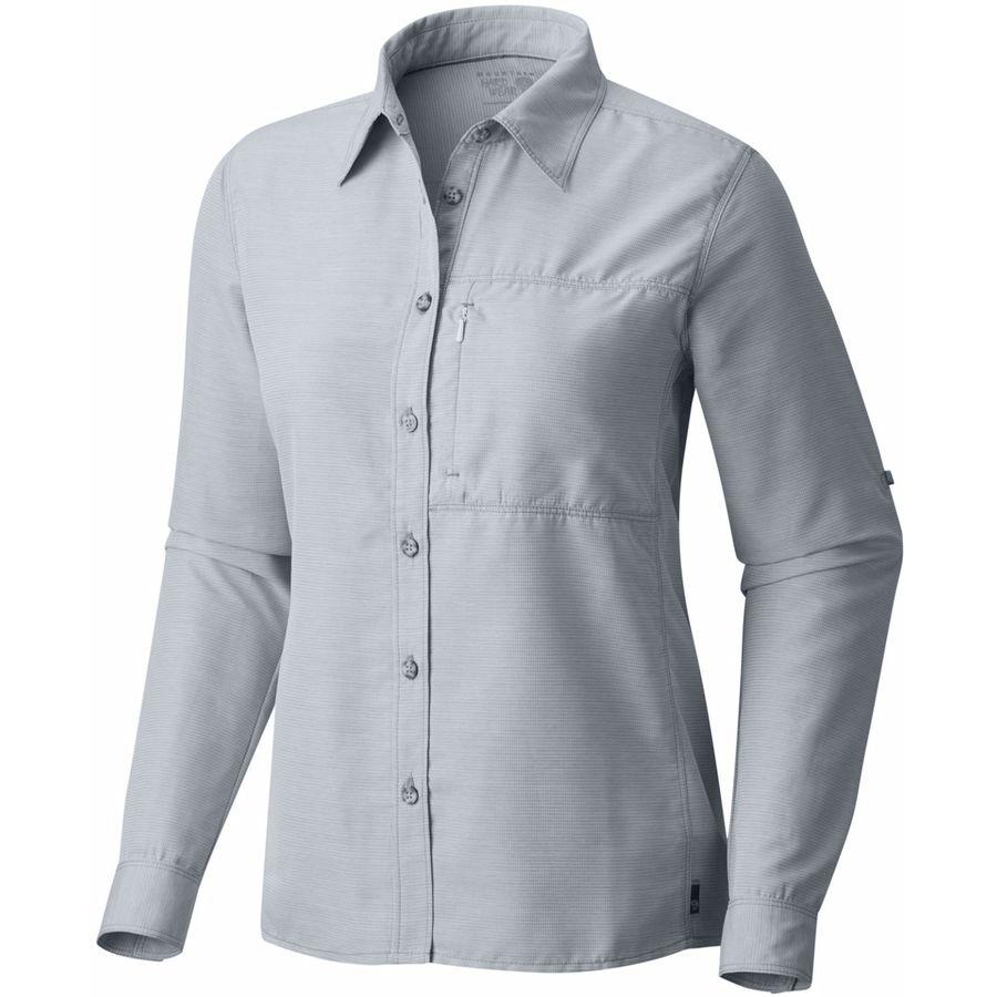 Mountain Hardwear Canyon Long-Sleeve Shirt - Womens