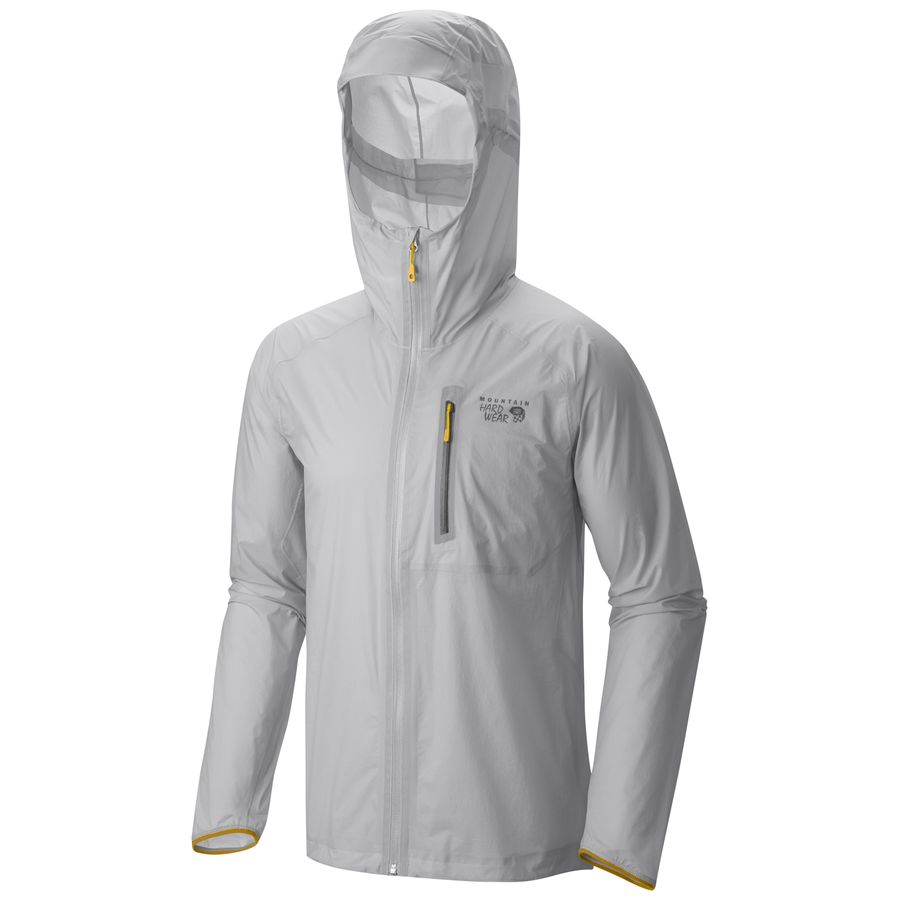Mountain Hardwear Supercharger Shell Jacket - Mens