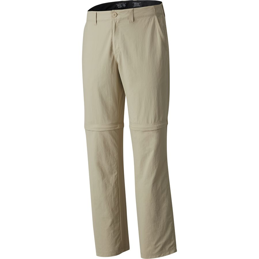 Mountain Hardwear Castil Convertible Pant - Mens