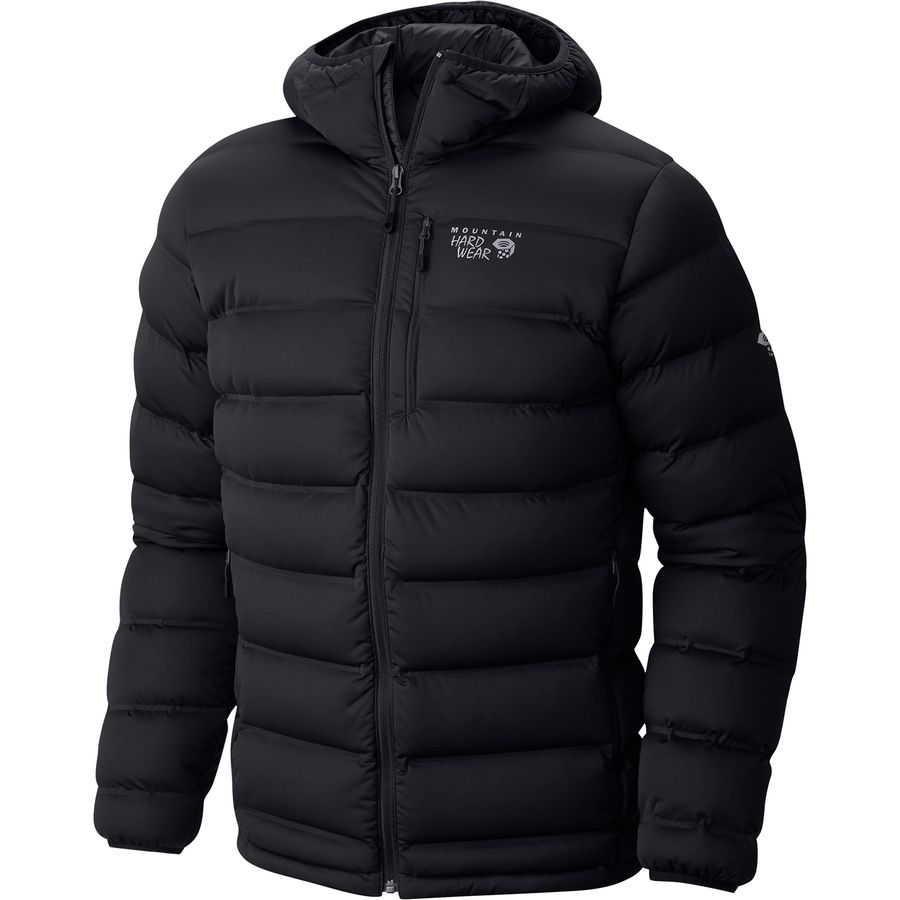 Mountain Hardwear Stretchdown Plus Hooded Down Jacket - Mens