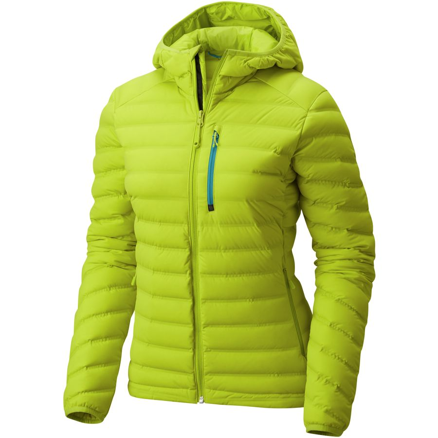 3b53c48aea5 Mountain Hardwear Stretchdown Hooded Down Jacket - Women s
