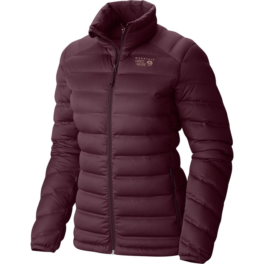 Mountain Hardwear Stretchdown Down Jacket - Womenu0026#39;s | Backcountry.com