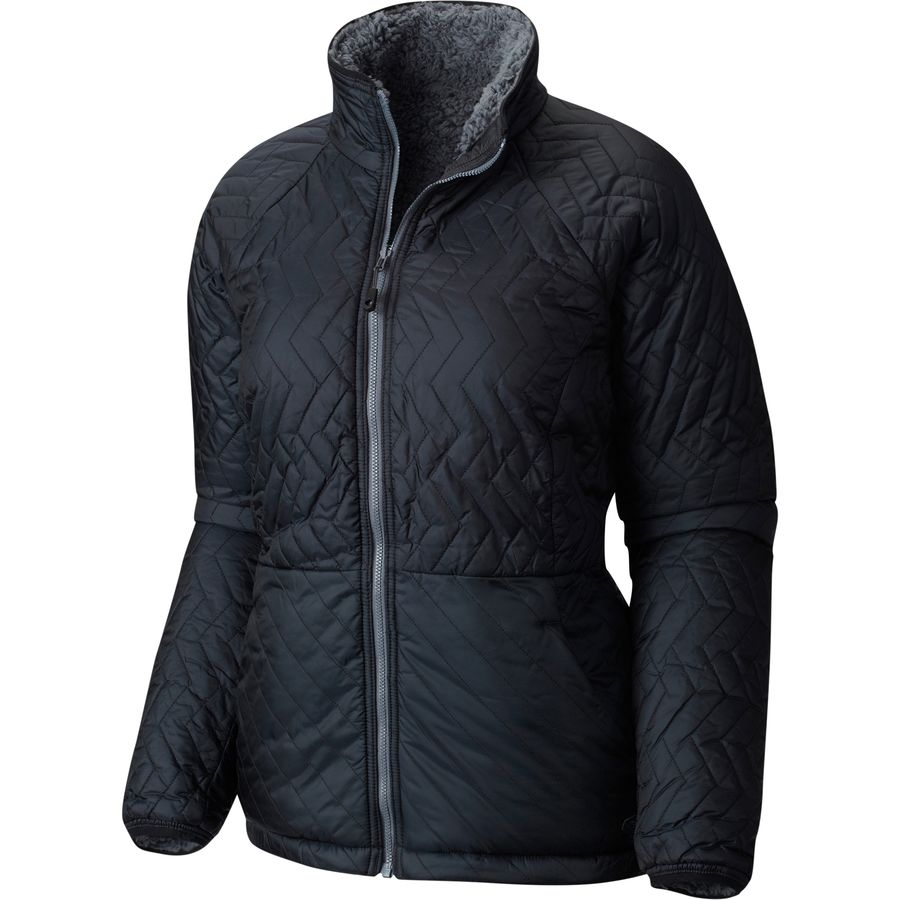 Mountain Hardwear Switch Flip Fleece Jacket - Womens
