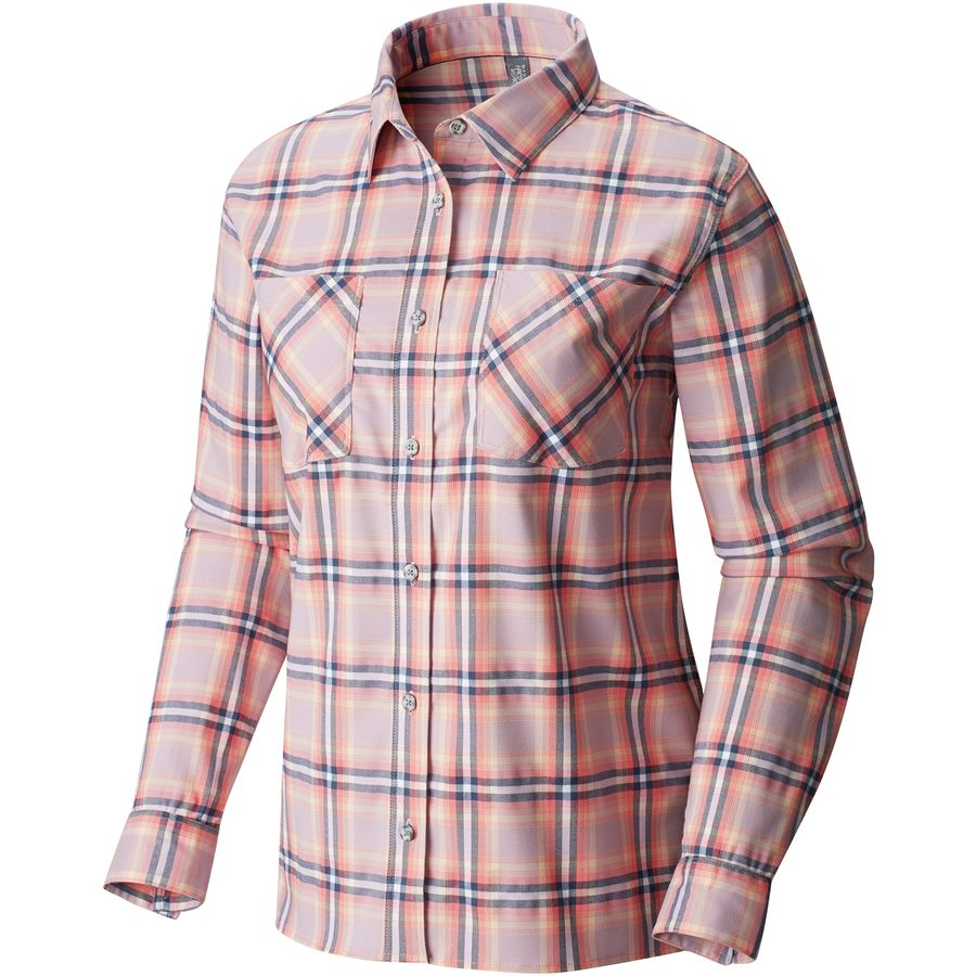 Mountain Hardwear Stretchstone Boyfriend Shirt - Womens