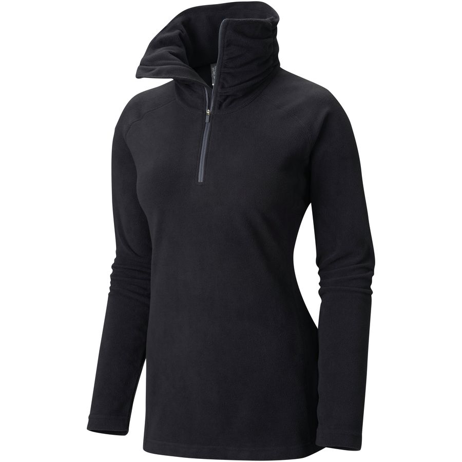 Mountain Hardwear Microchill Lite 1/2-Zip Shirt- Womens