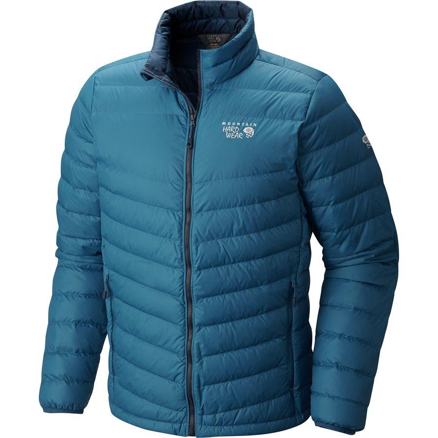 Mountain Hardwear Micro Ratio Down Jacket - Mens