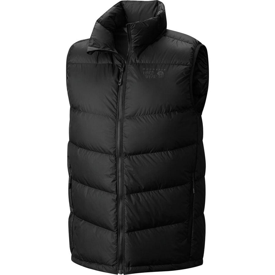 Mountain Hardwear Ratio Down Vest - Mens
