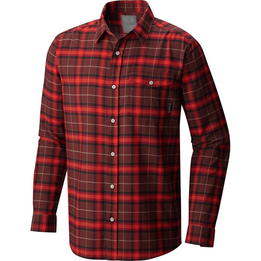 Mountain Hardwear Drummond Shirt - Mens