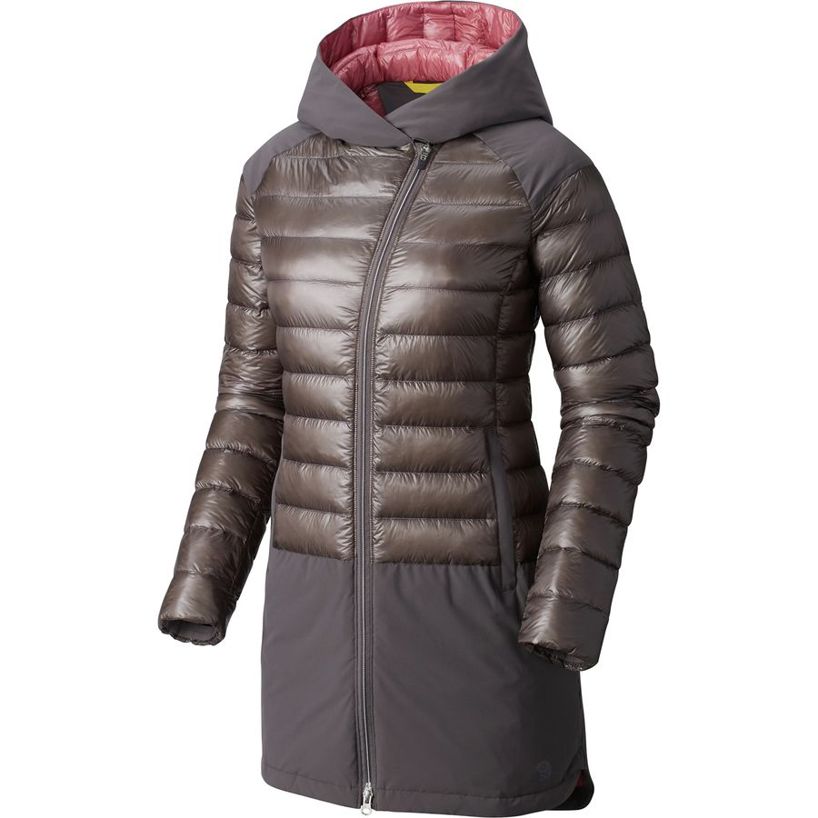 Mountain Hardwear Zero Grand Funnel Parka - Womens
