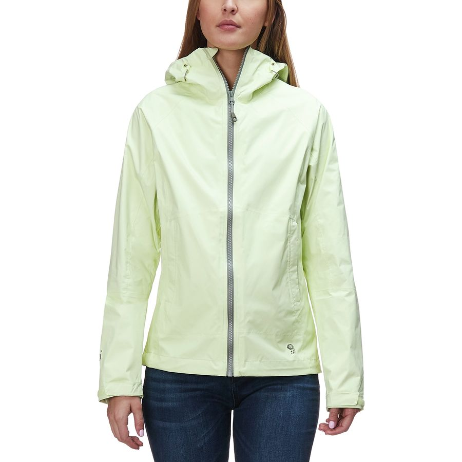 Mountain Hardwear Exponent Jacket - Womens