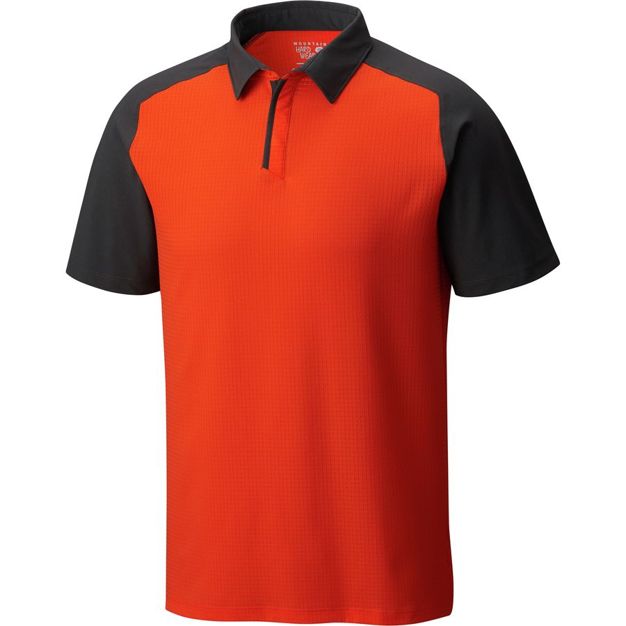 Mountain Hardwear AC Polo Shirt - Mens