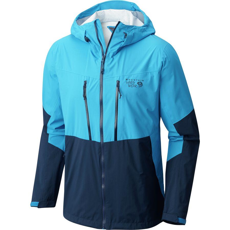 Mountain Hardwear Thundershadow Jacket - Mens