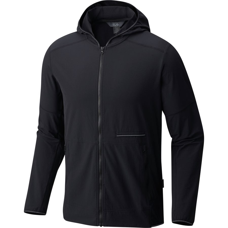 Mountain Hardwear Speedstone Hooded Jacket - Mens