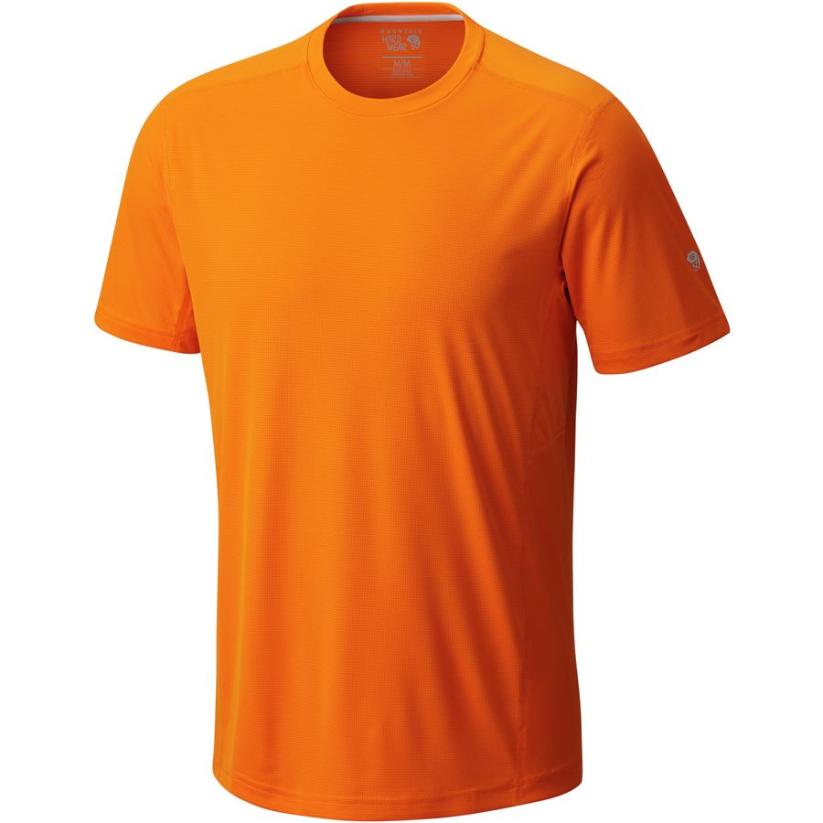 Mountain Hardwear Photon Short-Sleeve Shirt - Mens