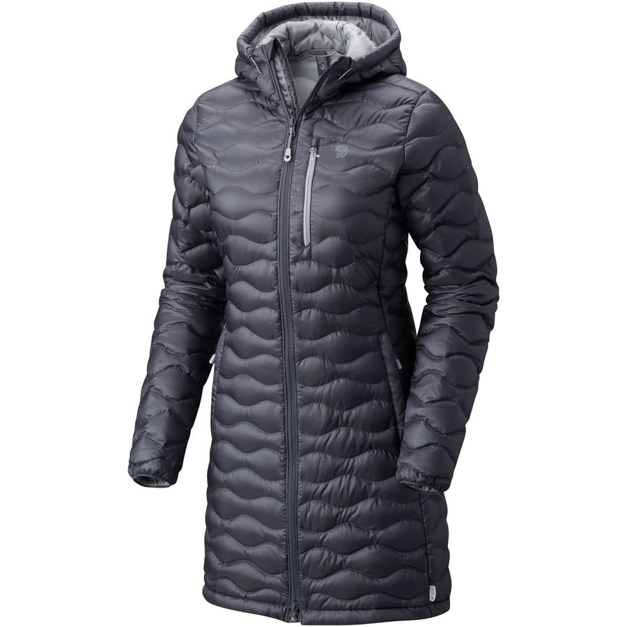 Mountain Hardwear Nitrous Hooded Down Parka - Womens
