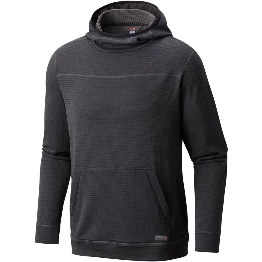 Mountain Hardwear Falcon Hooded Fleece Pullover - Mens