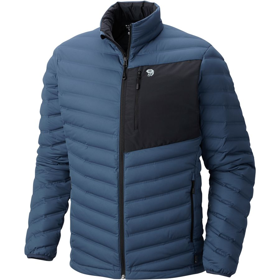 Mountain Hardwear - StretchDown Jacket - Men's - Zinc