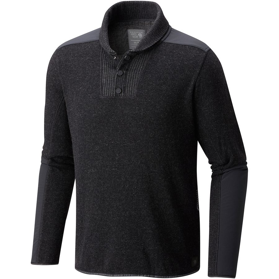 Mountain Hardwear Mtn Tactical Fleece Pullover - Men's ...