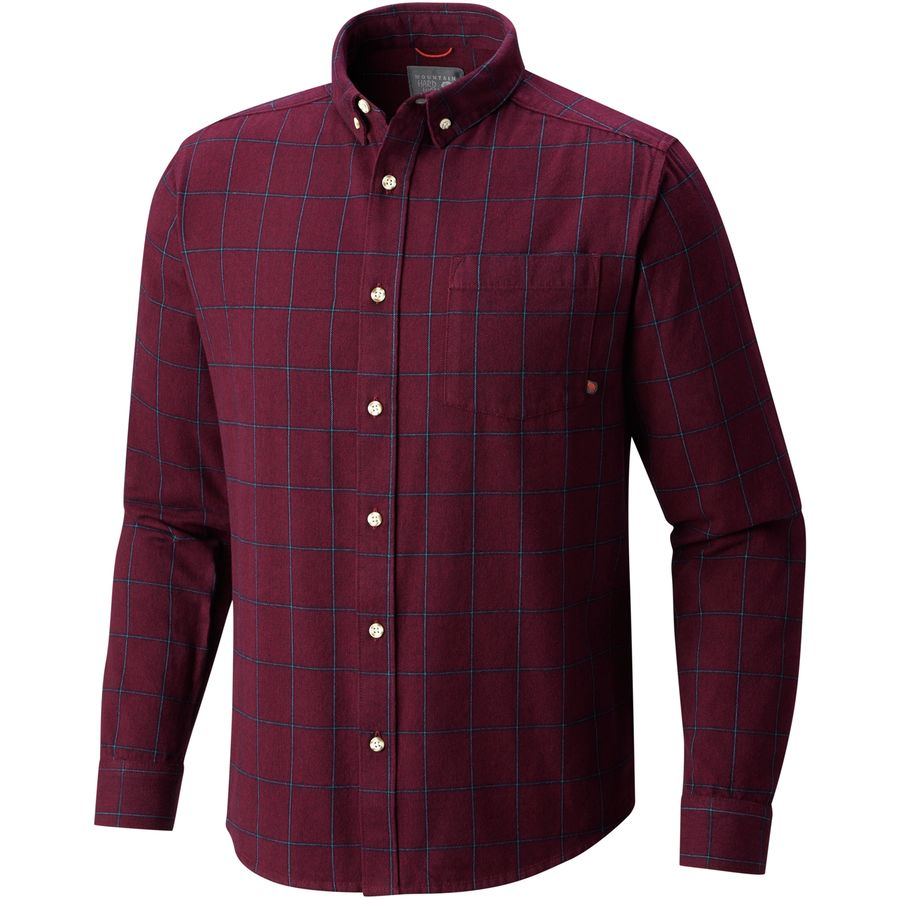 Mountain Hardwear Ashby Long-Sleeve Shirt - Mens