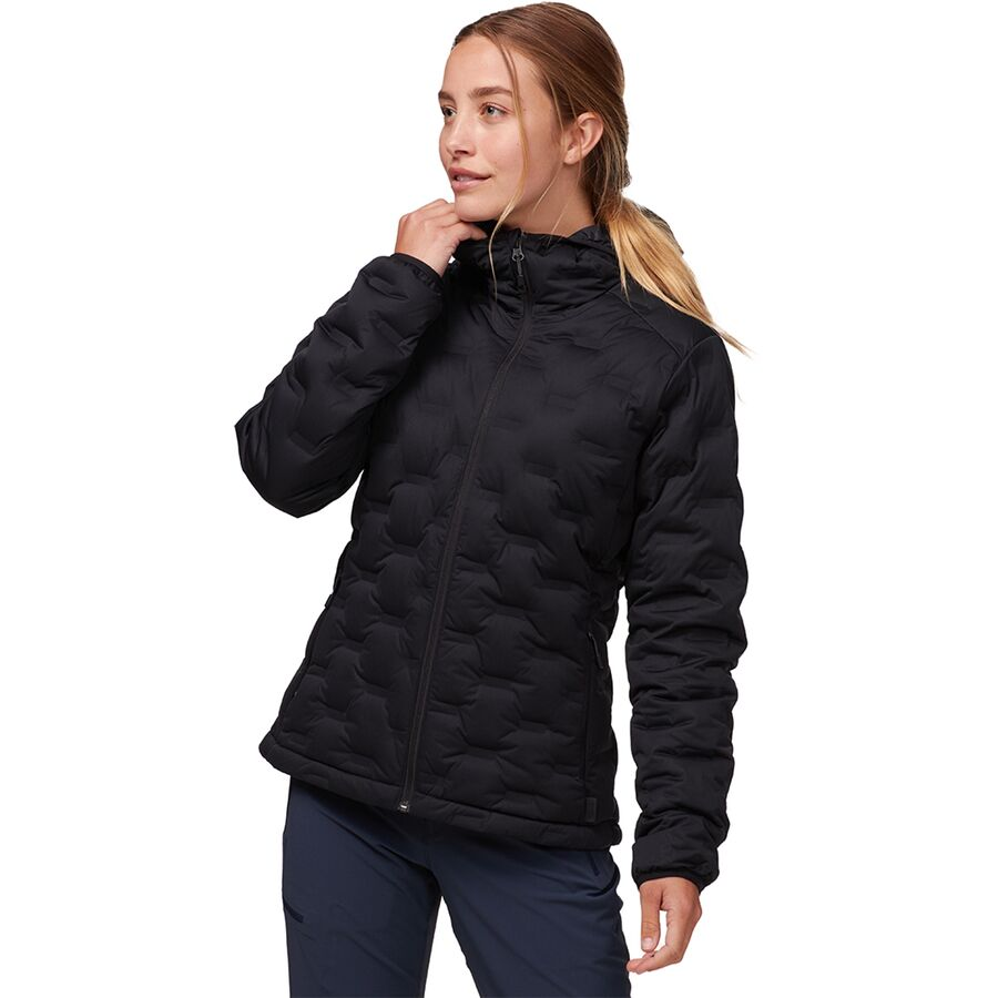 Mountain Hardwear Stretchdown DS Hooded Down Jacket ...