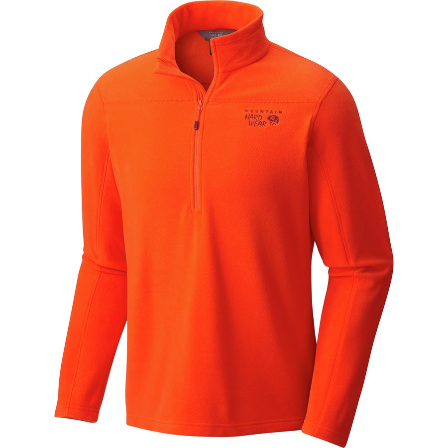 Mountain Hardwear Microchill 2.0 Zip T-Shirt - Mens