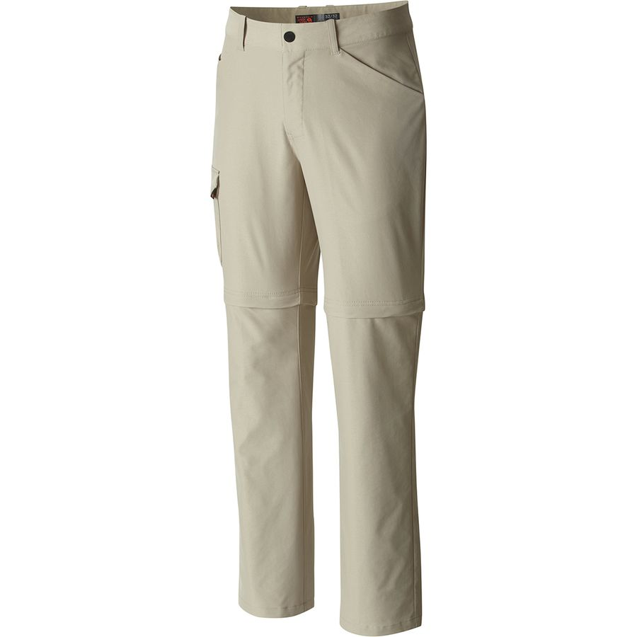 Mountain Hardwear Canyon Pro Convertible Pant - Mens