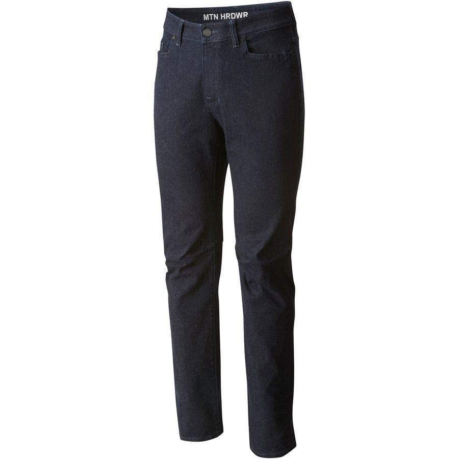 Mountain Hardwear Crux Denim Jean - Mens