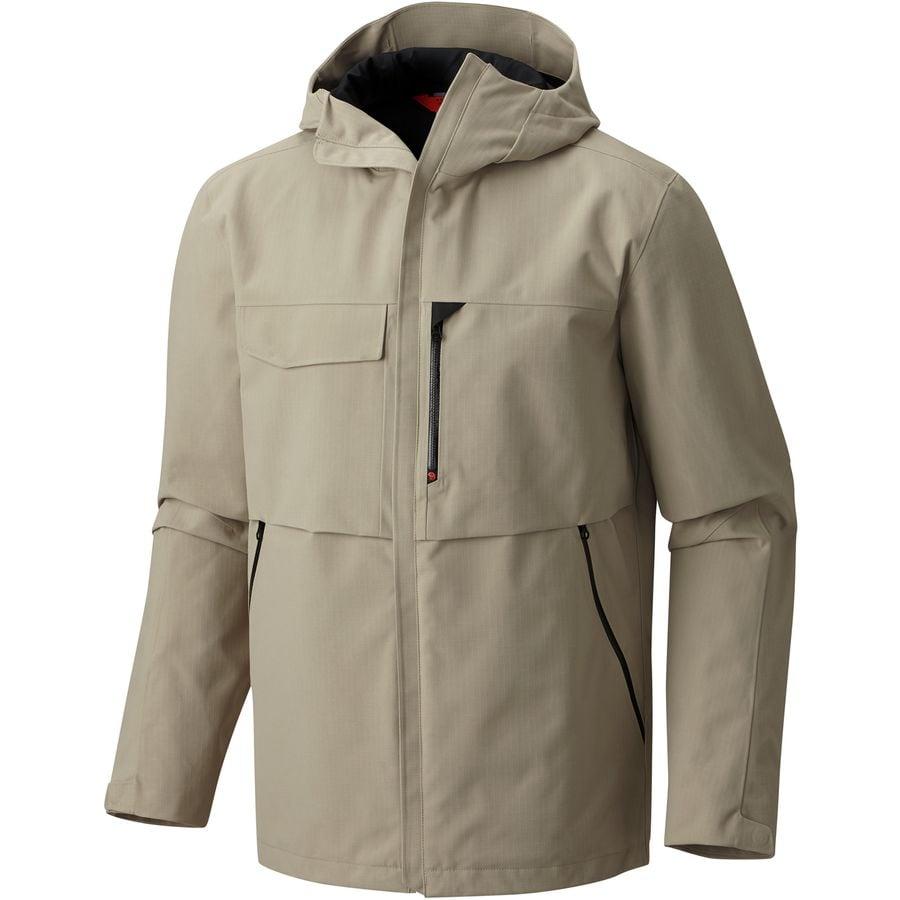 Mountain Hardwear Overlook Shell Jacket - Mens