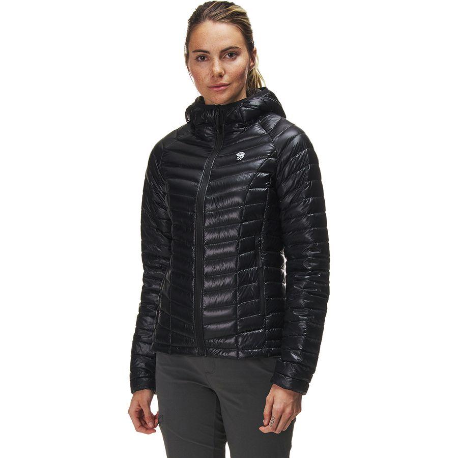 0a89d175c Mountain Hardwear Ghost Whisperer Hooded Down Jacket - Women's