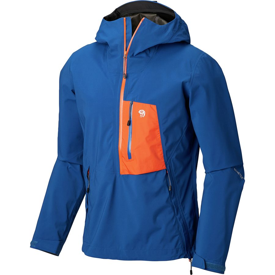 71250c082e2 Mountain Hardwear Exposure/2 GTX Paclite Stretch Pullover Jacket - Men's
