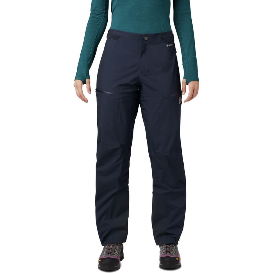 Mountain Hardwear Exposure 2 Gore-Tex 3L Active Pant - Womens