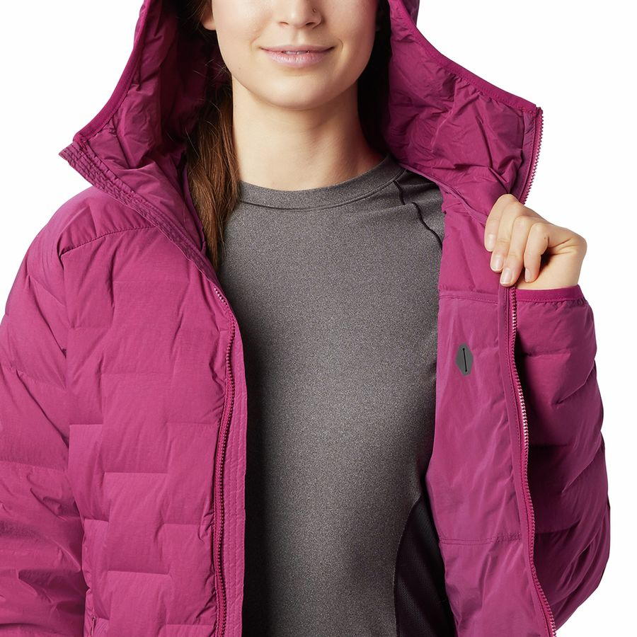 Mountain Hardwear Super DS Stretchdown Hooded Jacket ...